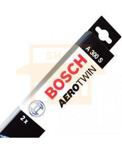 Bosch 3397007300 Set Of Wiper Blades A300S