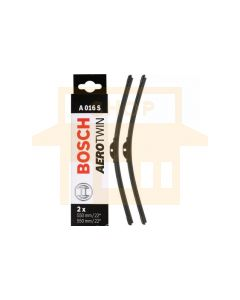 Bosch A016S Set of Wiper Blades to suit Audi A4, Audi A6, Audi S4, Audi RS4 and Mercedes C Class