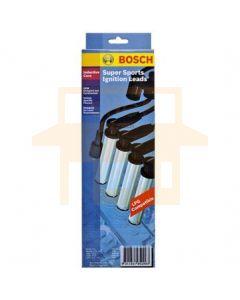 Bosch F005X03683 Super Sports Ignition Lead Set B3003i - Set of 4