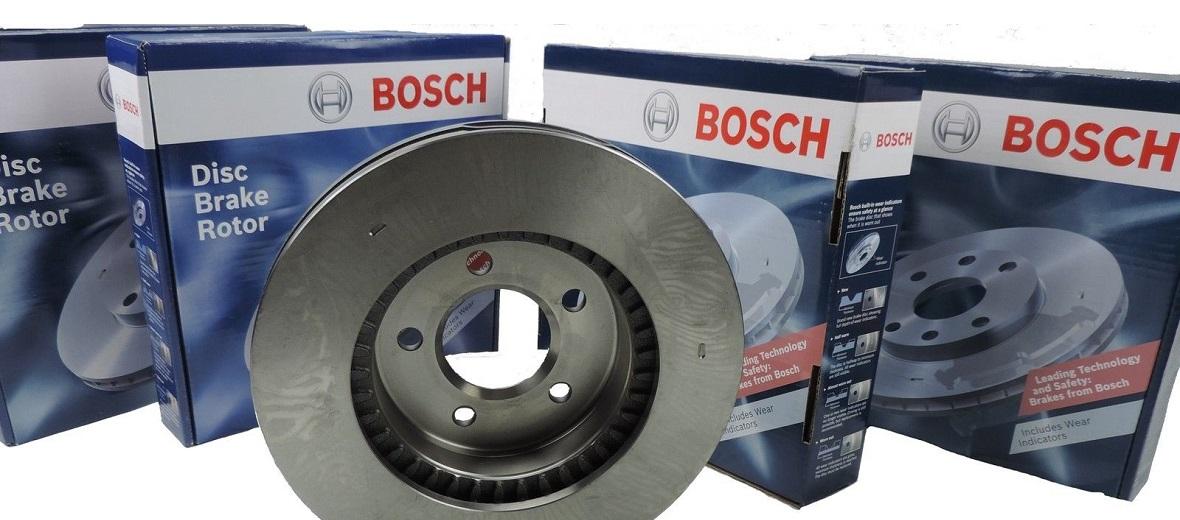Bosch Brake Rotors